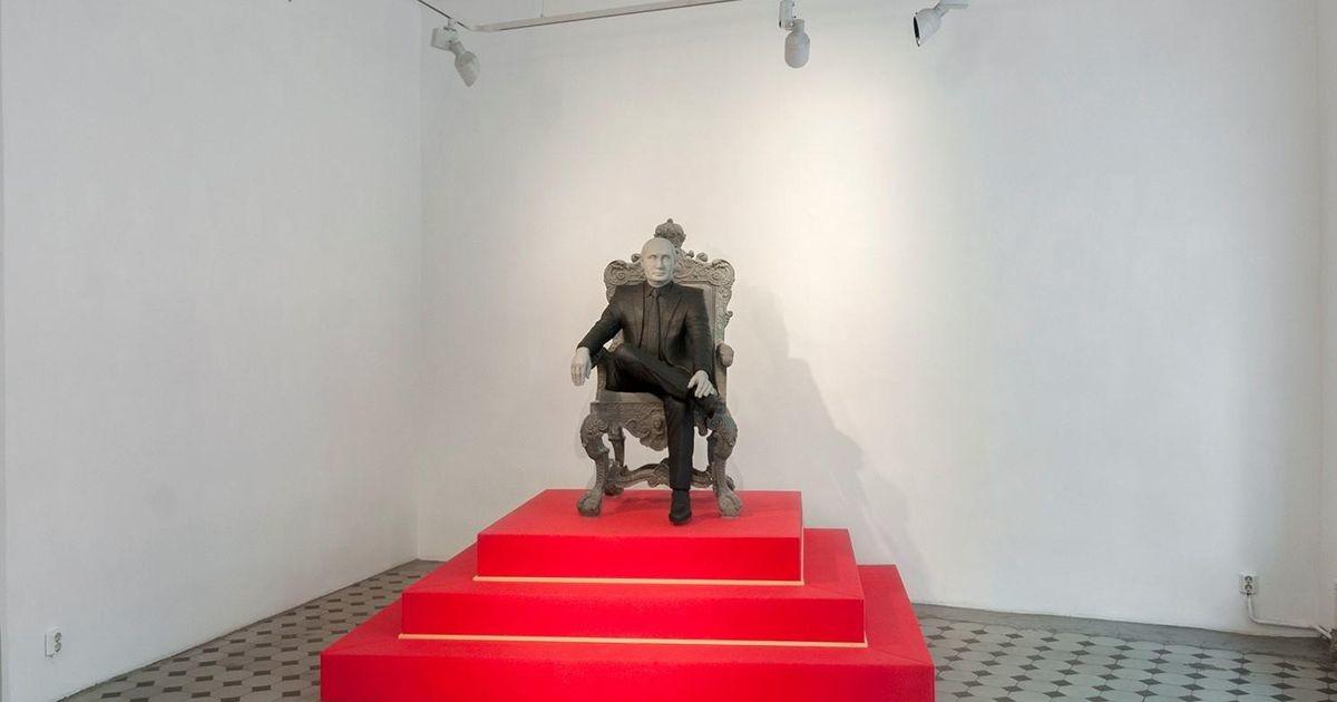 Skulptuurid ja teisedki teosed ootavad ostjaid