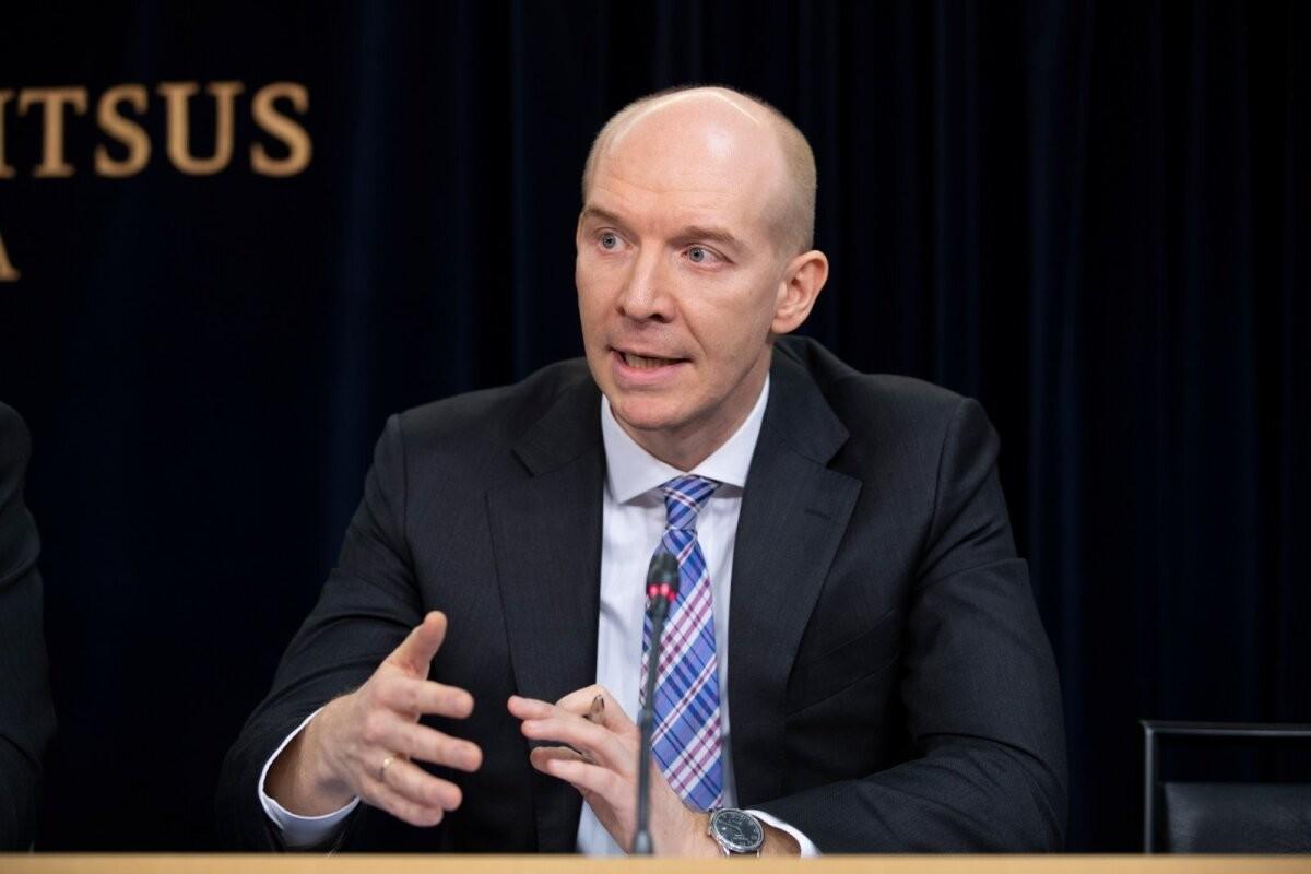 Eesti Panga juht: peame olema valmis selleks, kui koroonaviiruse mõjud majandusele kestavad oodatust kauem