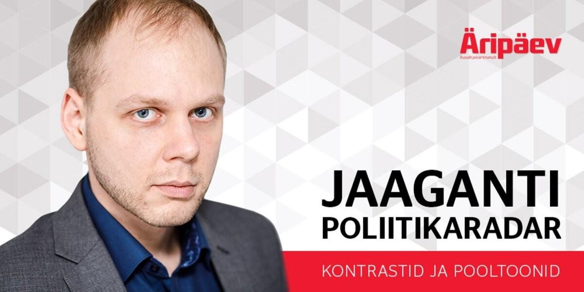 Poliitikaradar: tuima panemise uued tšempionid Eesti poliitikas