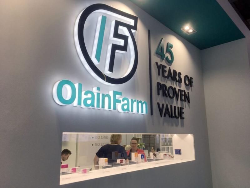 Olainfarmi aktsionärid pooldasid börsilt lahkumist