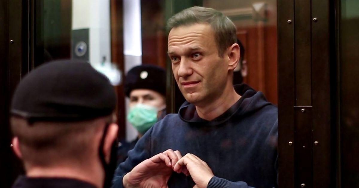 Navalnõi lõpetas näljastreigi: teie toetus liigutas mind pisarateni