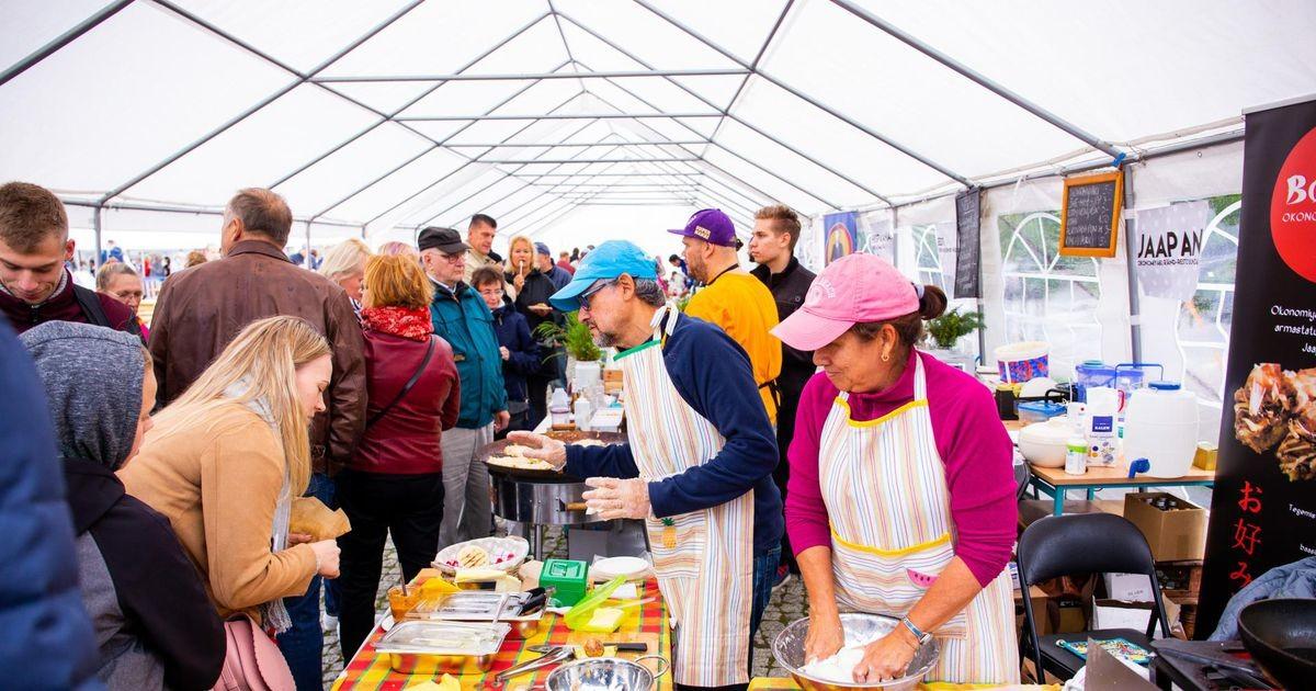Festival Kamalammas toimub Rakveres kuuendat korda