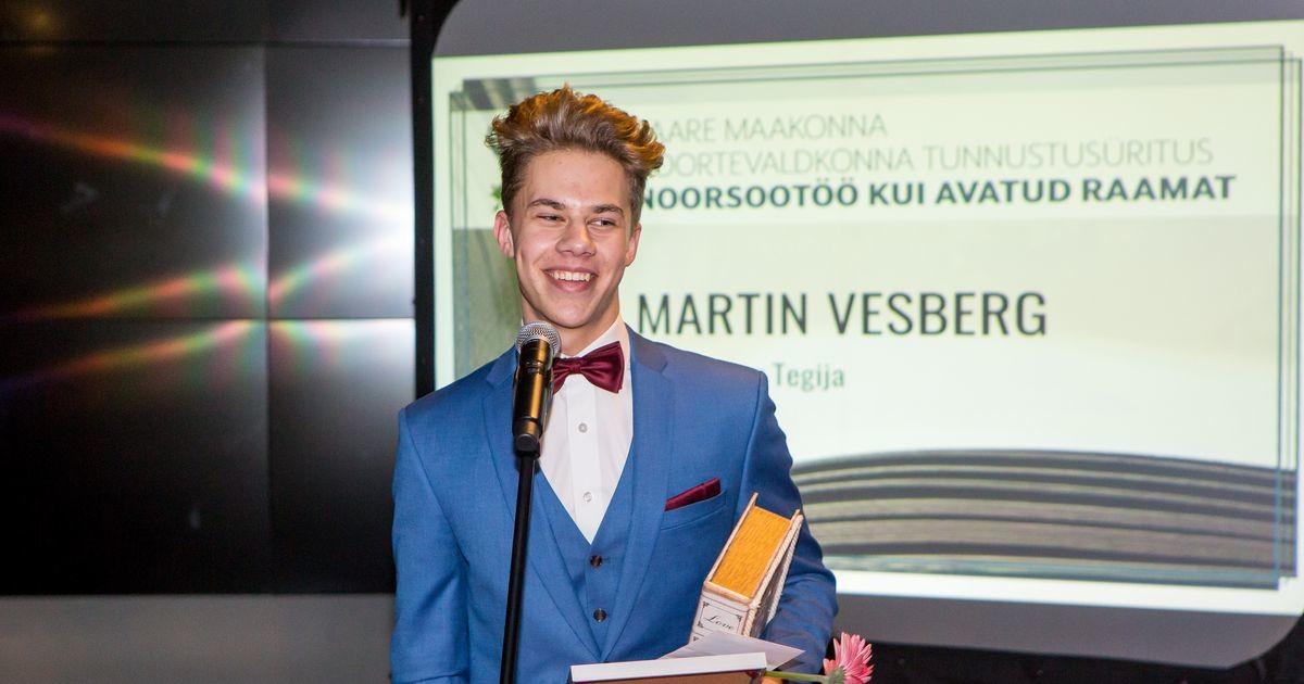 Saaremaa parimad näitlejad on Kirke Medri ja Martin Vesberg