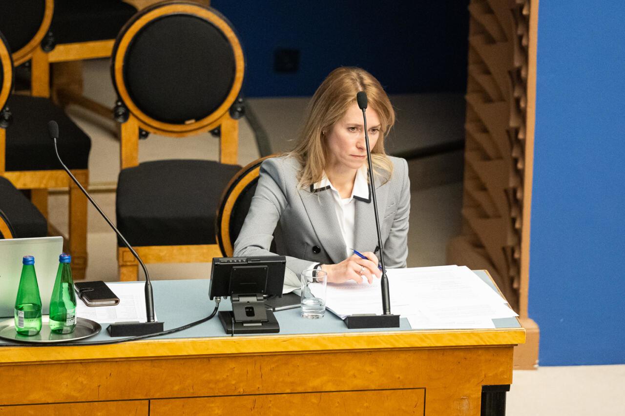 Kaja Kallase valitsus põrus Soome suunal välispoliitiliselt, suutmata Eesti huve kaitsta