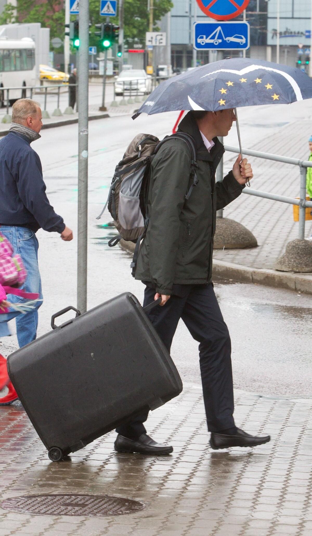 Eestit külastanud välisturistide arv langes tagasi 20 aasta tagusesse aega