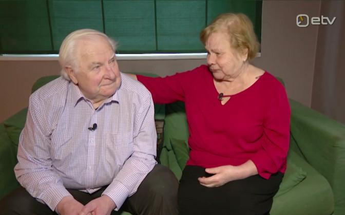 68 aastat koos olnud abielupaar: see on raske, aga armastus on nii suur