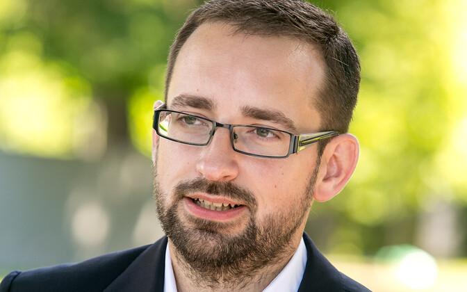 Roheliste Rakvere linnapeakandidaat on Mart Viisitamm