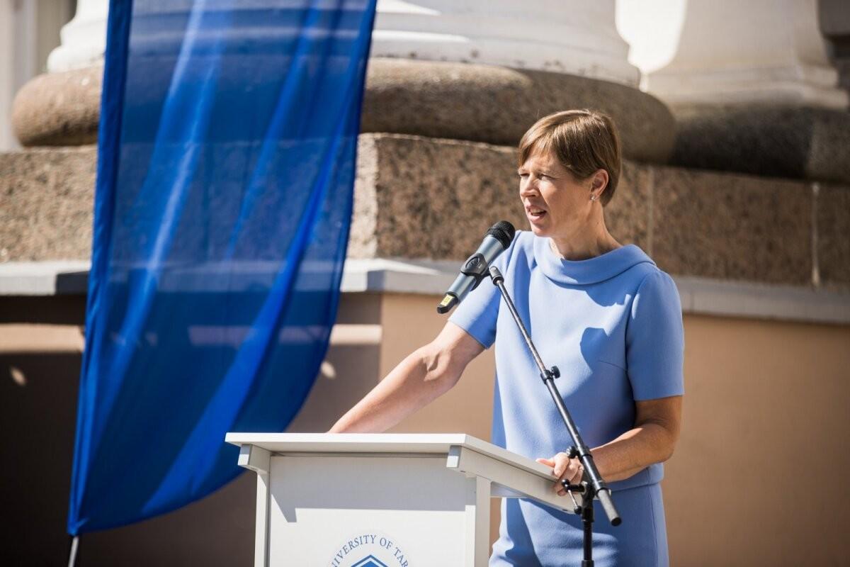 Alex Savolainen: kas Eesti on üldse valmis, et järgmine president on taaskord naine?