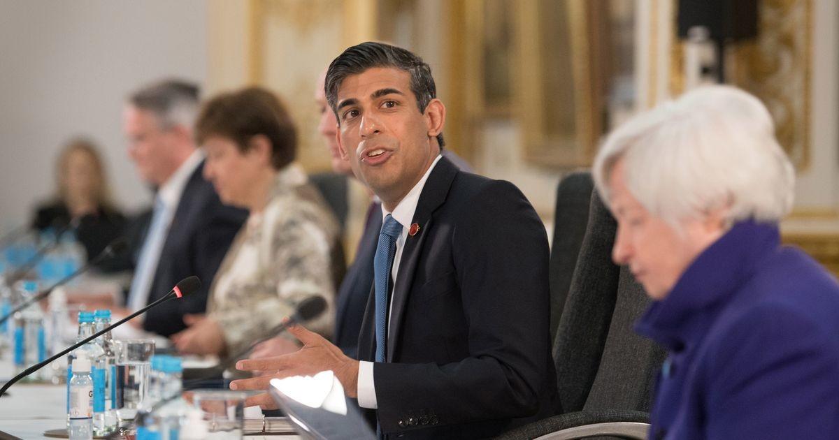 G7 jõudis kokkuleppele suurettevõtete maksustamises