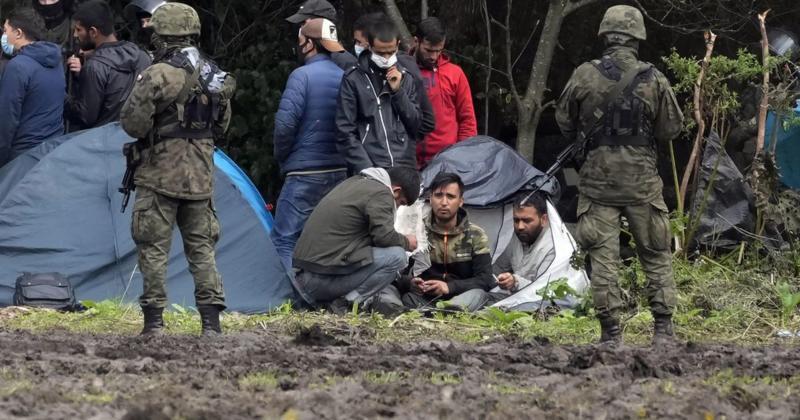 Poola-Valgevene piiril leiti taas surnud migrant