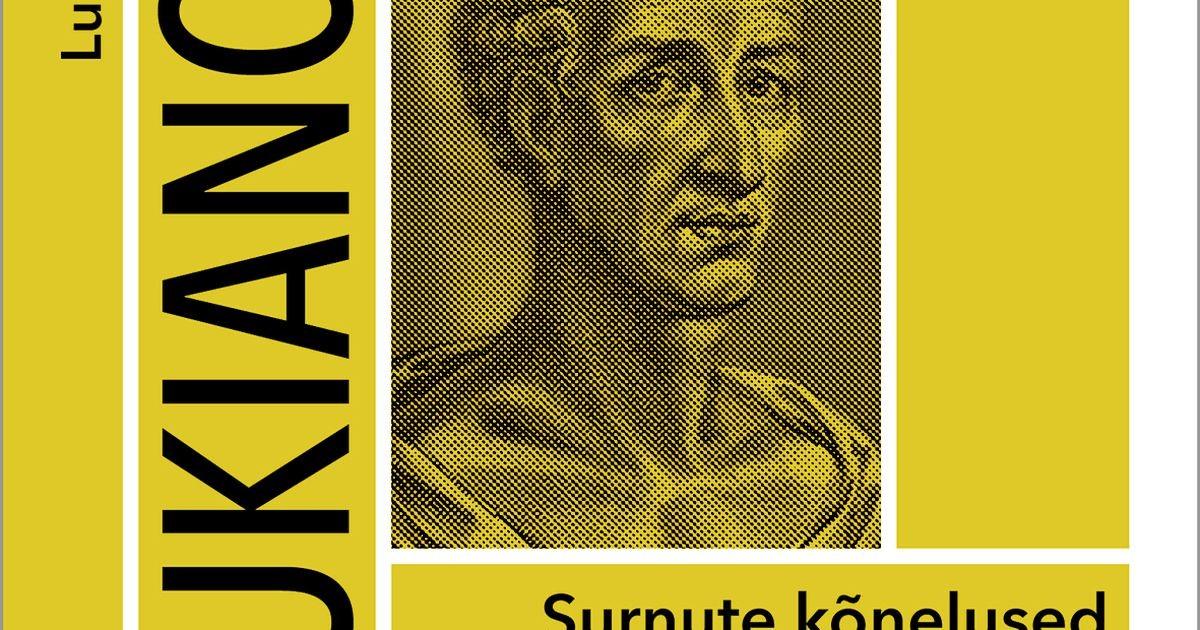 Loomingu Raamatukogus on ilmunud antiikaja suurima satiirimeistri teos