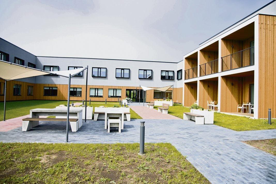 Eesti kõige tänapäevasemad eakatekodud asuvad siinsamas Harjumaal