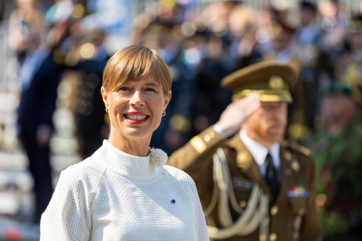 Politico: Kaljulaid on NATO järgmise peasekretäri võimalik kandidaat