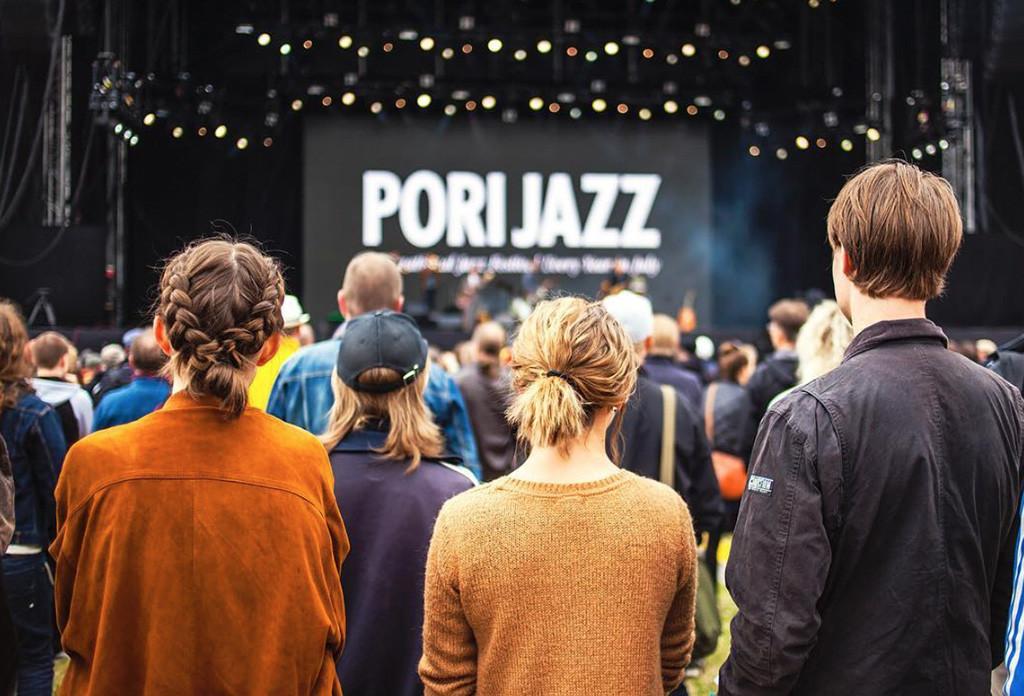 Tänavune Pori Jazz jääb ära, asemele tuleb kontsertide sari
