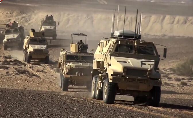 Egiptuse sõjavägi tappis Põhja-Siinais 89 mässulist