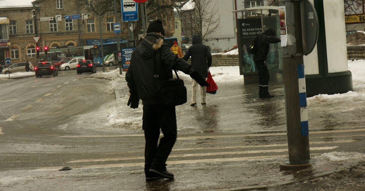 Tallinlane: Klandorfi Kalle tuleb kinni püüda, terve linn on jääs!