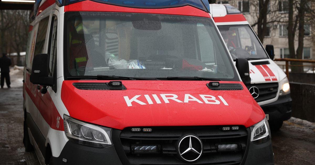 Jäävihm tekitas Tallinnas paanika: kiirabi jõuab inimeseni järjekorra alusel