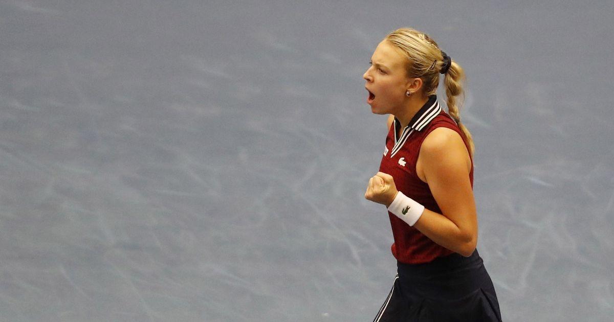 Anett Kontaveit võitis Ostrava turniiri poolfinaalis avaseti 6:0