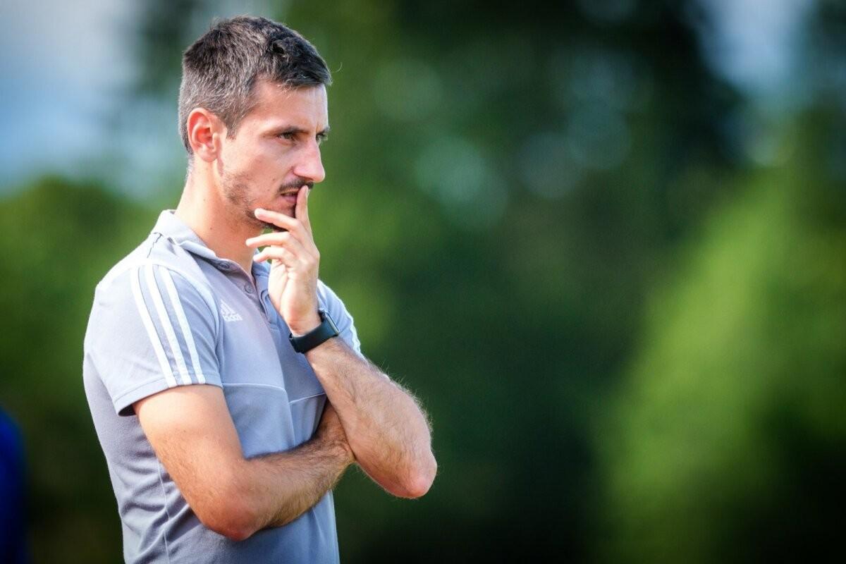 Levadia peatreener euromängust: skoor on aus, kõik on meie enda kätes