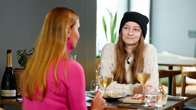 VIDEOINTERVJUU   Carola Madis: eesti mehed ei näe imet eesti naistes, küll näevad seda välismaa mehed