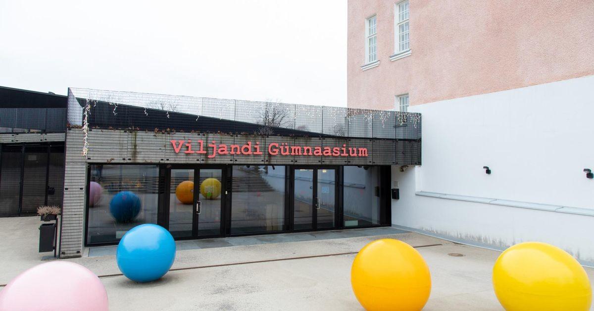 Viljandi gümnaasium korraldab digitaalsed sisseastumiseksamid