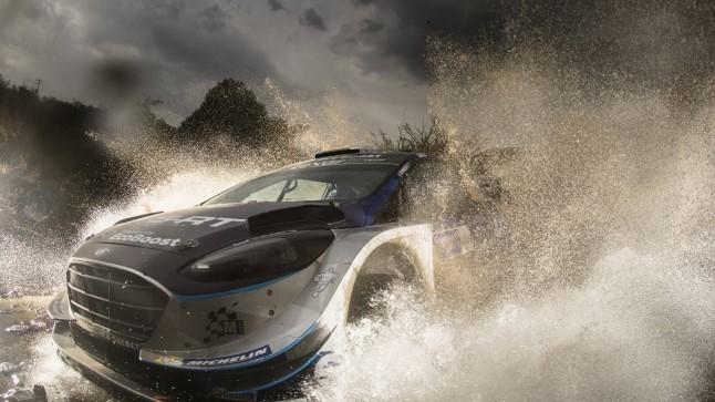 ÄGE! Eesti piltniku jäädvustus Tänakust valiti WRC-sarja veerandsajandi parimaks fotoks