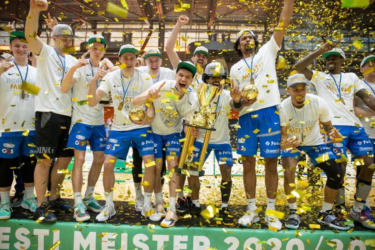 Paf Eesti-Läti korvpalliliigasse registreeris uueks hooajaks 14 võistkonda