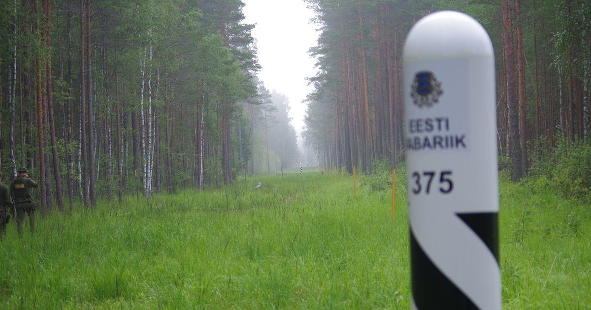 Eesti-Vene piiril algasid teise ehitusetapi puhastustööd