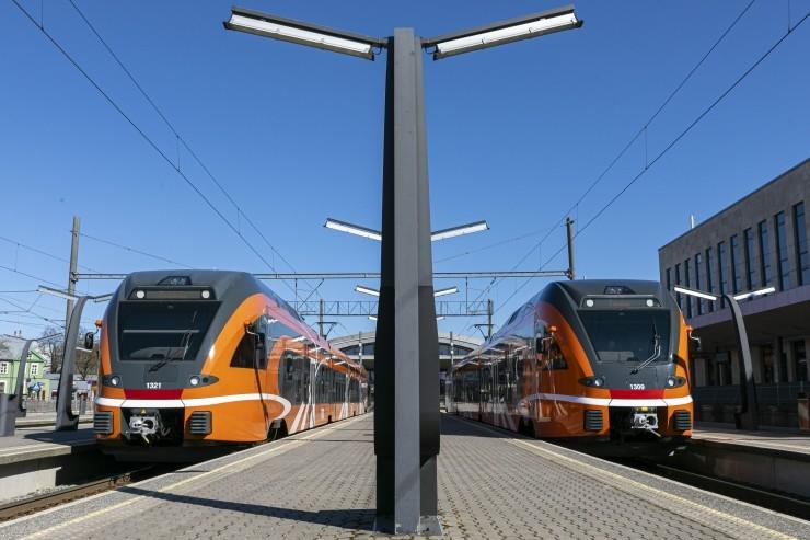 VIDEO! Balti jaam saab juurde kaks uut jaamateed ja platvormi