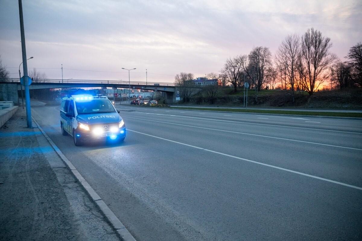 Päev liikluses: viga sai kaks inimest ning tabati kuus roolijoodikut