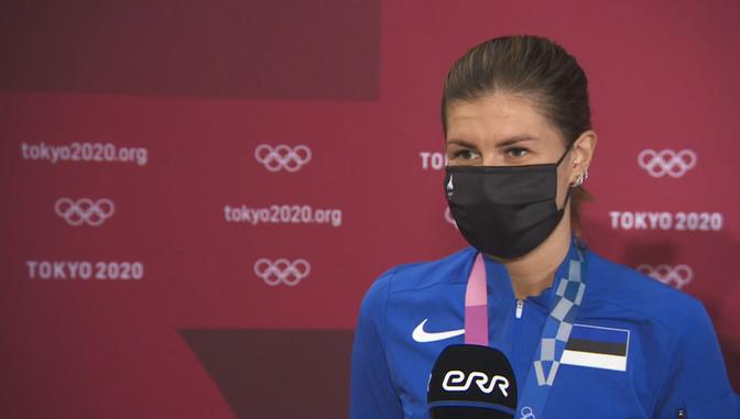 Beljajeva: ütlesin, et ei lähe siit medalita ära!