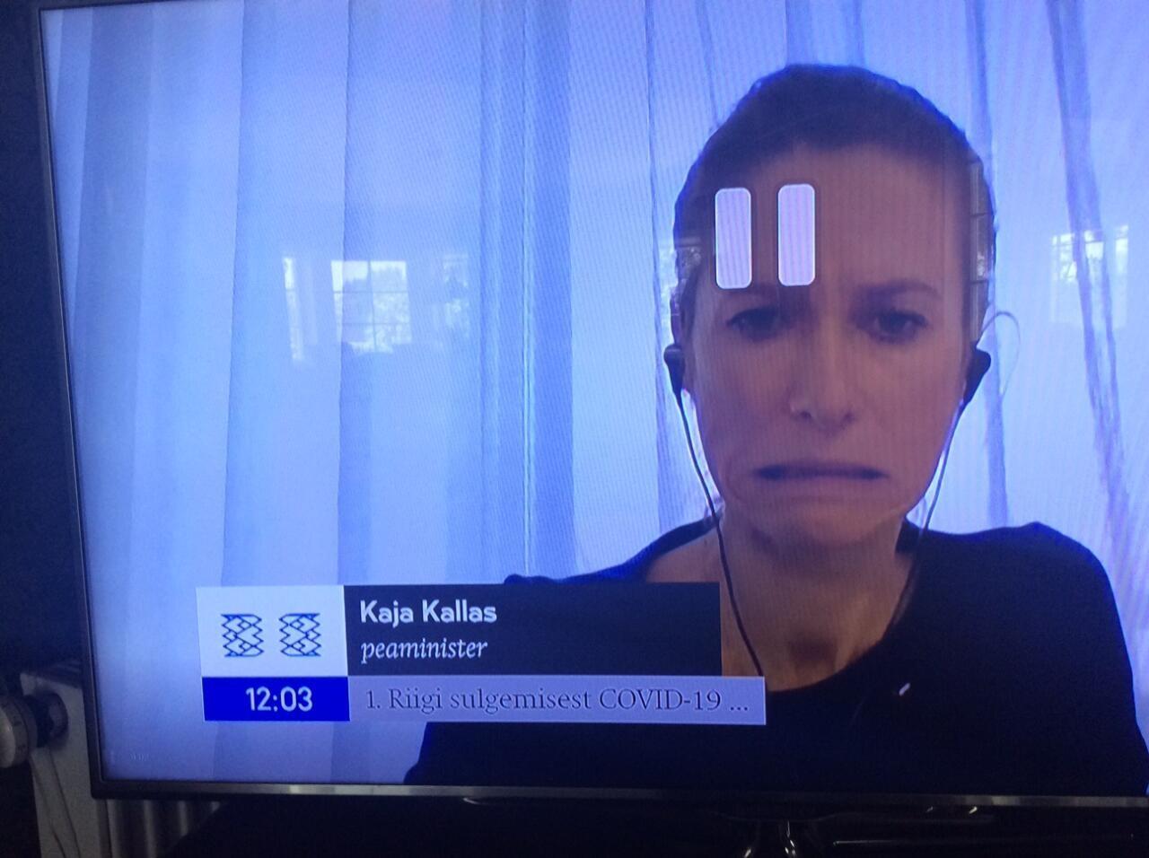 Kaja Kallas on taasiseseisvusaja mannetum ja argpükslikum peaminister, kes ise tõestab seda järjekindlalt