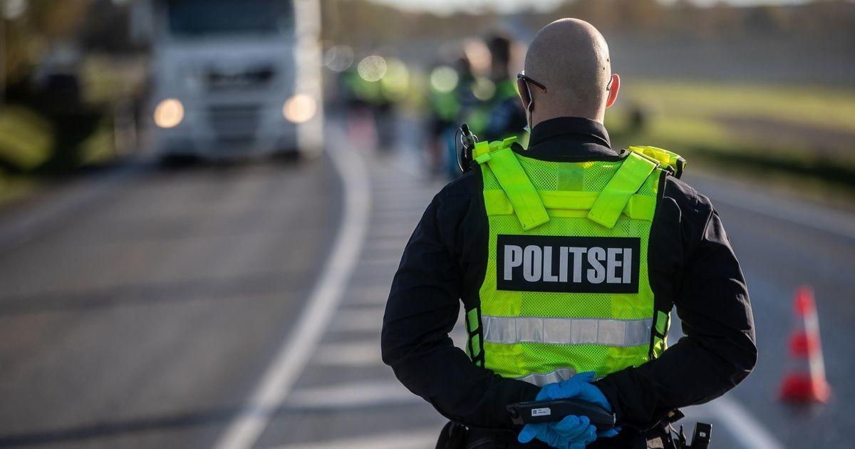 Politsei tabas kuus joobes sõidukijuhti