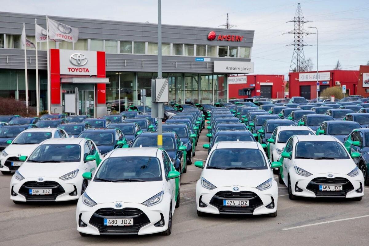 Uute sõiduautode müük muutub üha kiiremaks