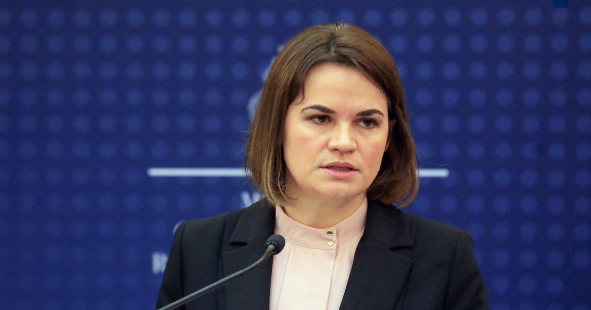Valgevene opositsioonijuht ärgitas Prantsusmaad otsustavatele tegudele