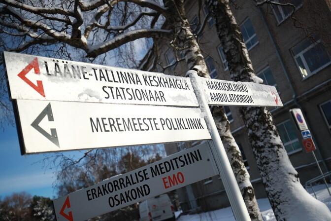 Tallinna haiglad tegutsevad võimete piiril, avavad uusi koroonaosakondi