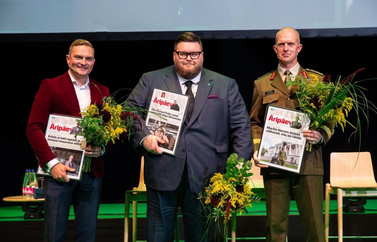 Sõõrumaa haaras enda ridadesse Eesti ühe parima tippjuhi