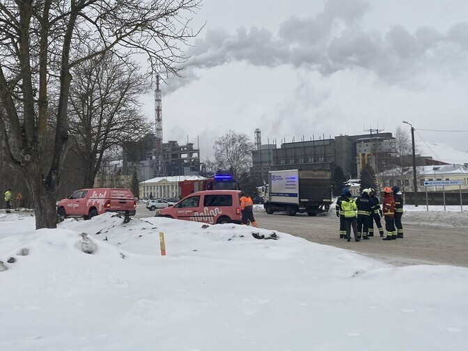 VKG gaasitrass sai viga