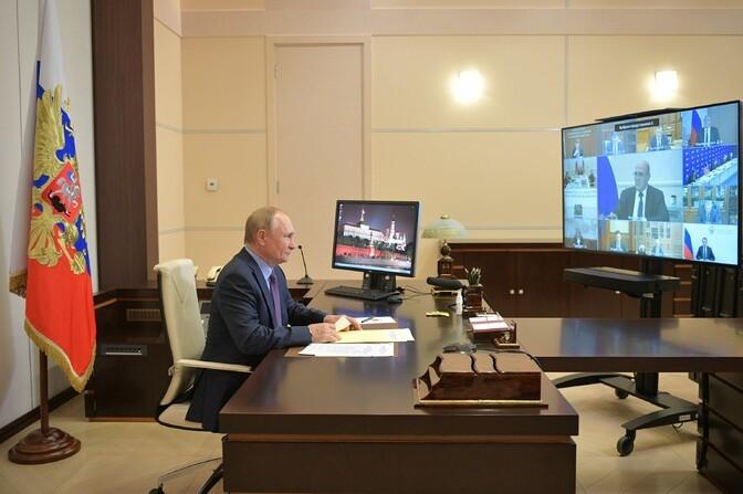 Kreml: Putin on täiesti terve