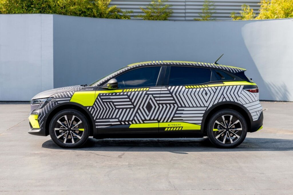 Valmimas on Mégane eVision ideeautost inspireeritud elektriauto