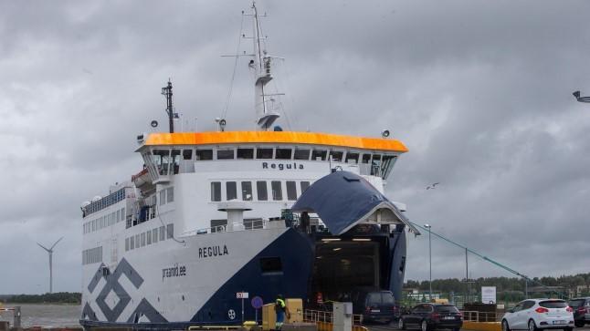 Saaremaa ja Hiiumaa vahel sõitvad parvlaevad vahetatakse ära
