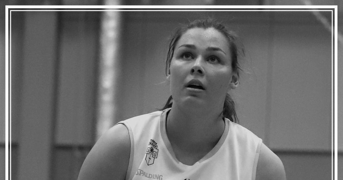 Meie hulgast lahkus 21-aastane Tartu korvpallur Sandra Reinvald