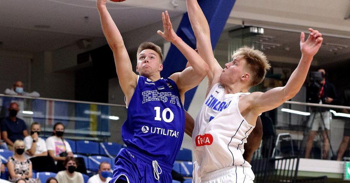 Eesti U20 koondis alistas Soome ning jõudis Nordic Cupi finaali