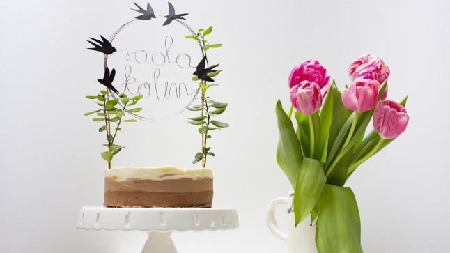SÜMBOLEIST PÕIMUNUD: anna pidupäeval tähendus ka kodusele tordikaunistusele!
