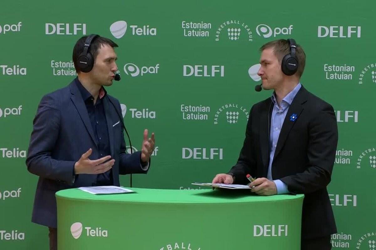 DELFI VIDEO | Pärnu finaali juhtinud Heiko Rannula: ma pole Kaleviga kullaseeriale veel üldse mõelnud