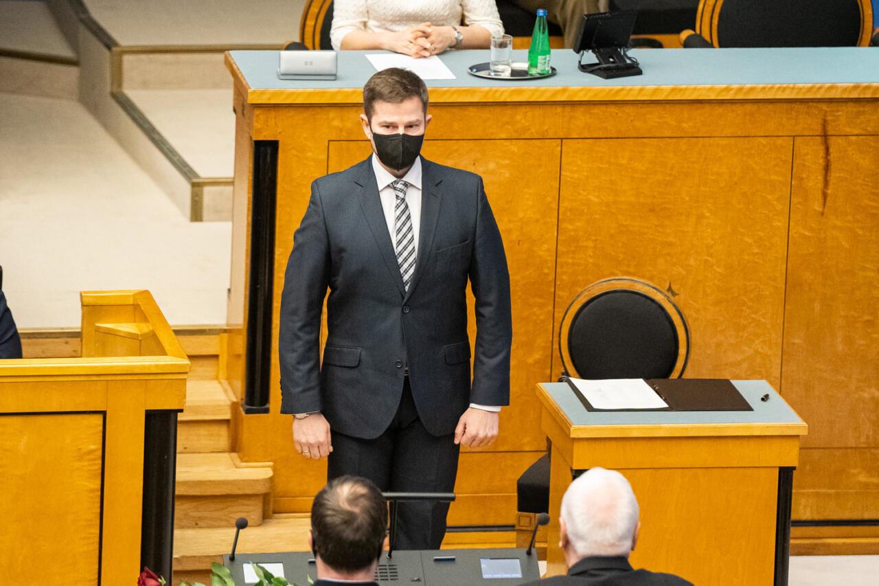 Siseminister Kristian Jaani jutud NETS-i ohutusest ei veena