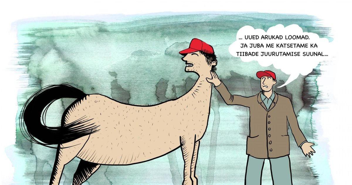Uhke Tori hobune