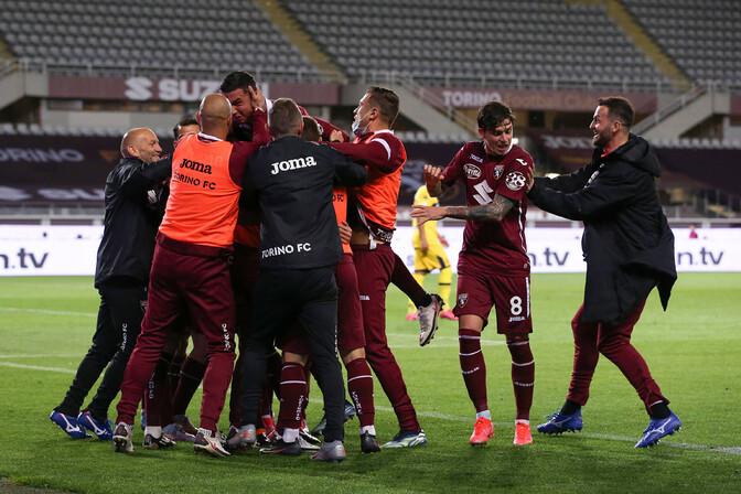 Torino napp võit kindlustas Parmale koha esiliigas