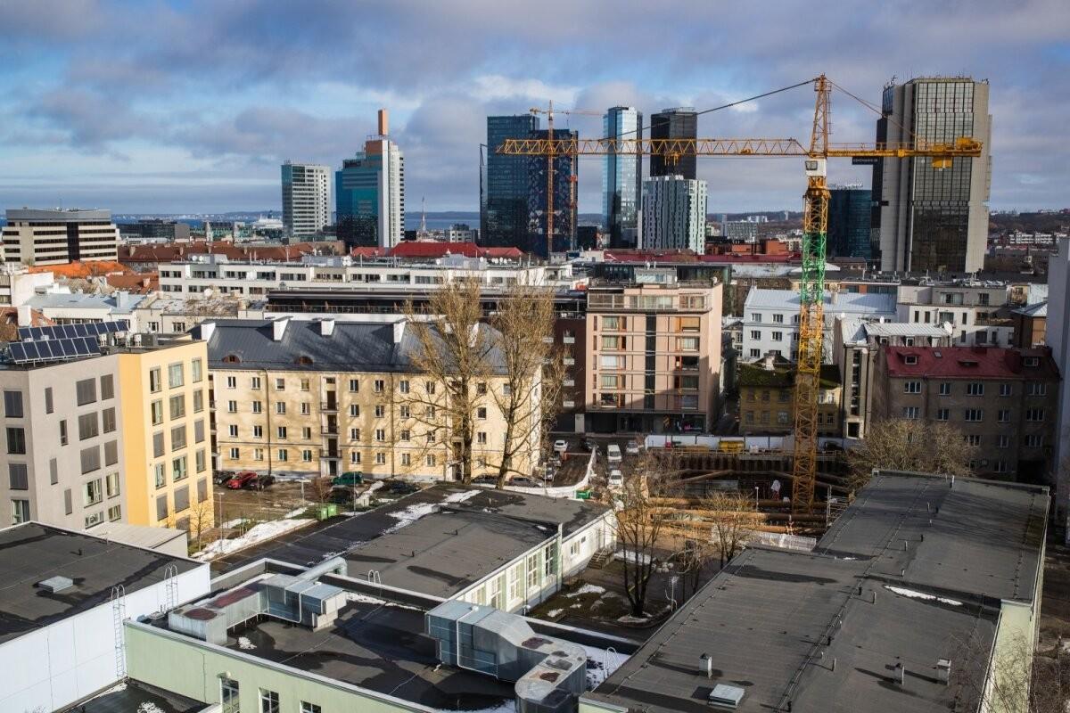 Eluasemelaenu andmise reegleid võidakse karmistada. Eesti Pank plaanib sekkuda, kui kinnisvaraturg üle kuumeneb
