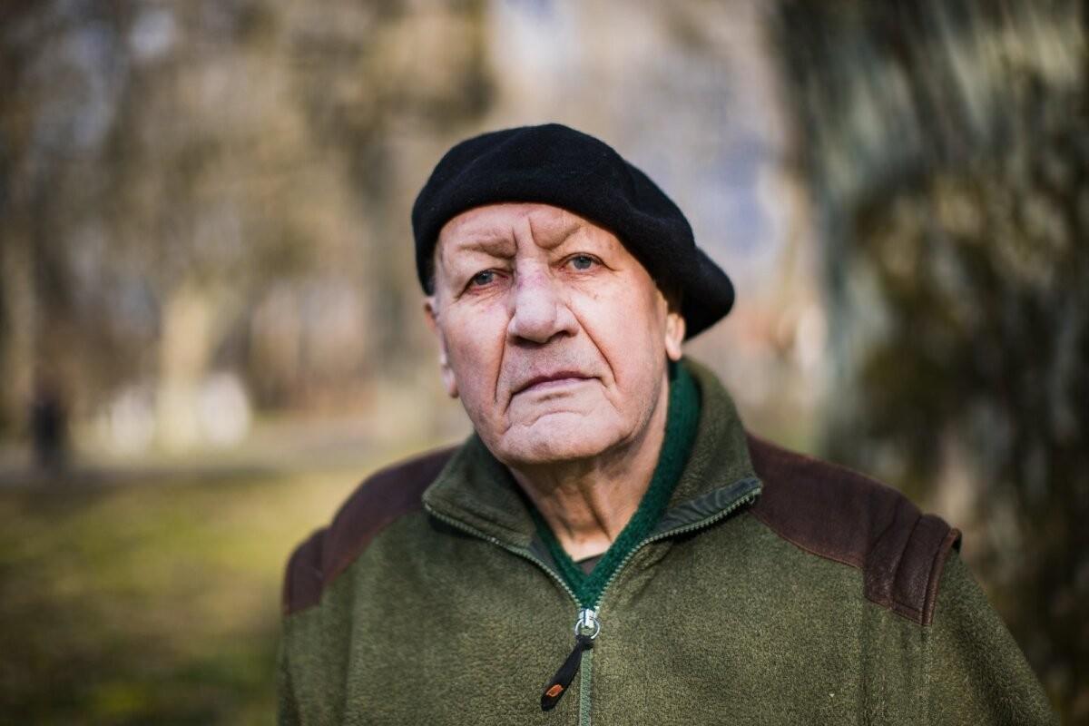 Fred Jüssi: ma tahaks näha nende inimeste silmi, kes väidavad, et osale inimestele meeldivadki lageraielangid